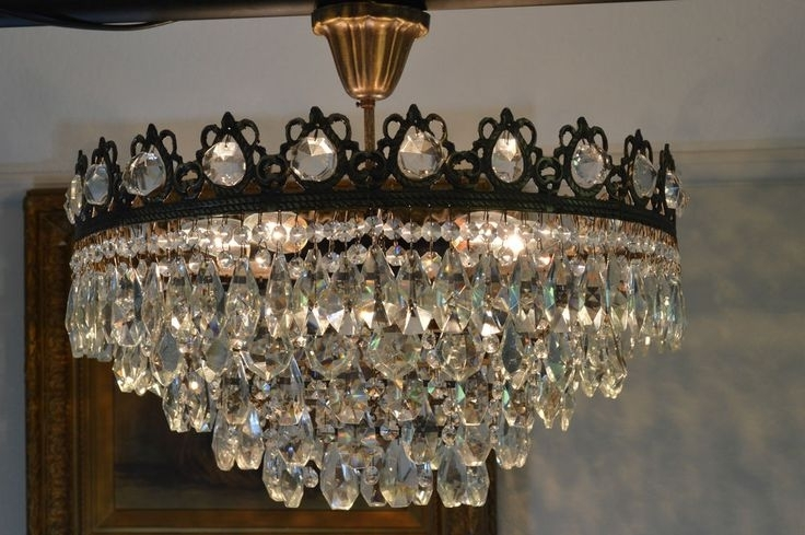 Chandelier For Low Ceiling Pertaining To Popular Spacious Chandelier For Low Ceiling Home Website Intended Amazing (View 2 of 10)