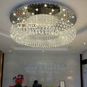 Chandelier For Restaurant Regarding Newest Home Design : Good Looking Chandelier For Restaurant 80 40 Cm (View 5 of 10)
