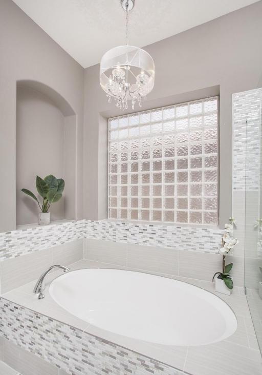 Chandelier In The Bathroom Inside Popular 27 Gorgeous Bathroom Chandelier Ideas – Designing Idea (View 4 of 10)