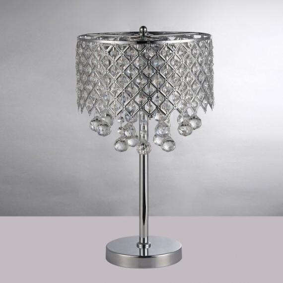 Featured Photo of Chandelier Night Stand Lamps