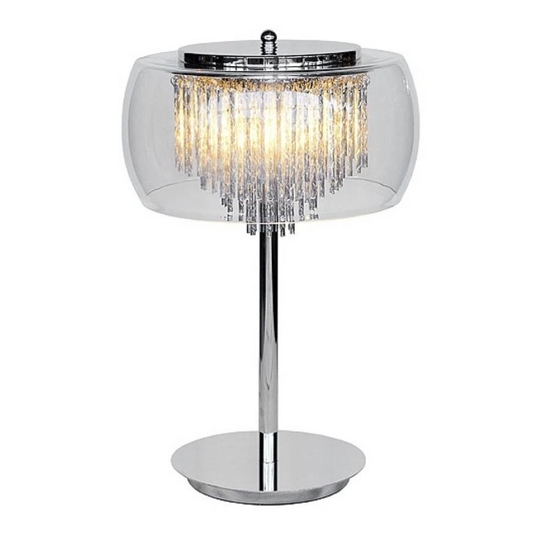 Chandelier Style Table Lamps, Small Chandelier Table Lamp With Regard To Newest Small Chandelier Table Lamps (View 10 of 10)