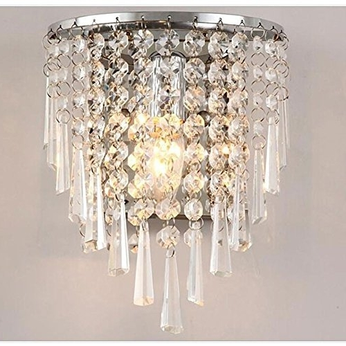 Chandelier Wall Lights: Amazon.co (View 5 of 10)
