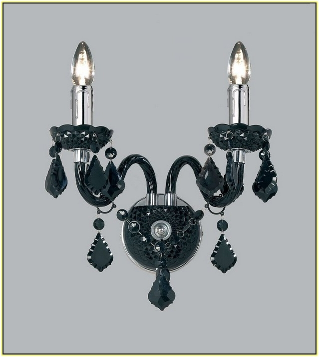 Chandelier Wall Lights Uk (View 7 of 10)