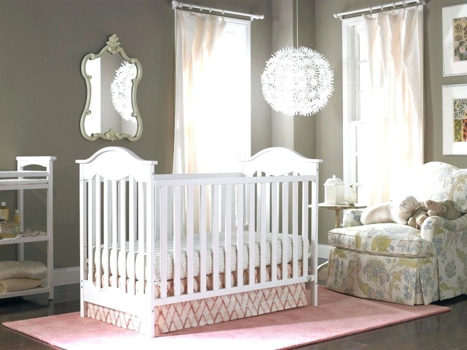 Chandeliers For Girl Nursery Inside Most Current Baby Girl Nursery Chandelier Schandeliers For Baby Girl Nursery (View 4 of 10)