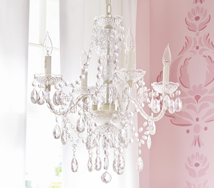 Chandeliers For Girl Nursery Regarding Most Popular Bella Chandelier (View 5 of 10)