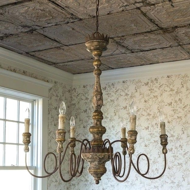 Chandeliers Vintage Antique Looking Chandeliers Best Chandelier Within Most Popular Antique Looking Chandeliers (View 4 of 10)