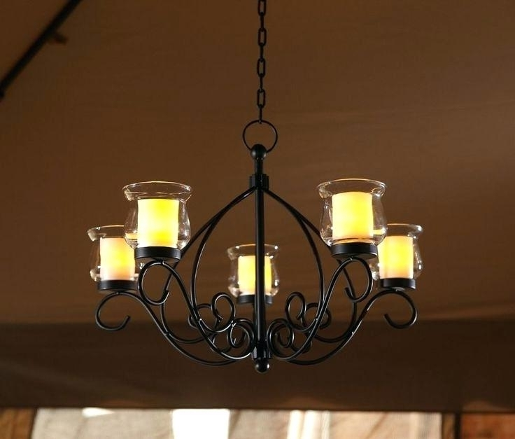 Featured Photo of Hanging Candelabra Chandeliers