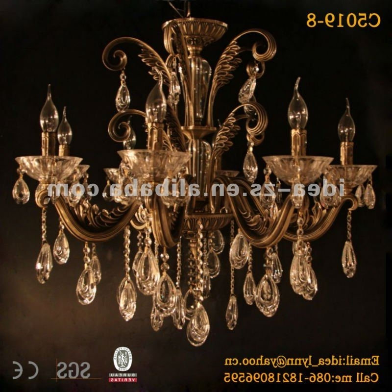Chinese Or Egyptian Crystal Chandeliers Price – Buy Egyptian Crystal For 2018 Chinese Chandeliers (View 6 of 10)