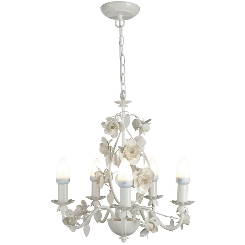 Cream Chandelier Lights Pertaining To Recent Black Chandelier Homebase – Closdurocnoir (View 3 of 10)