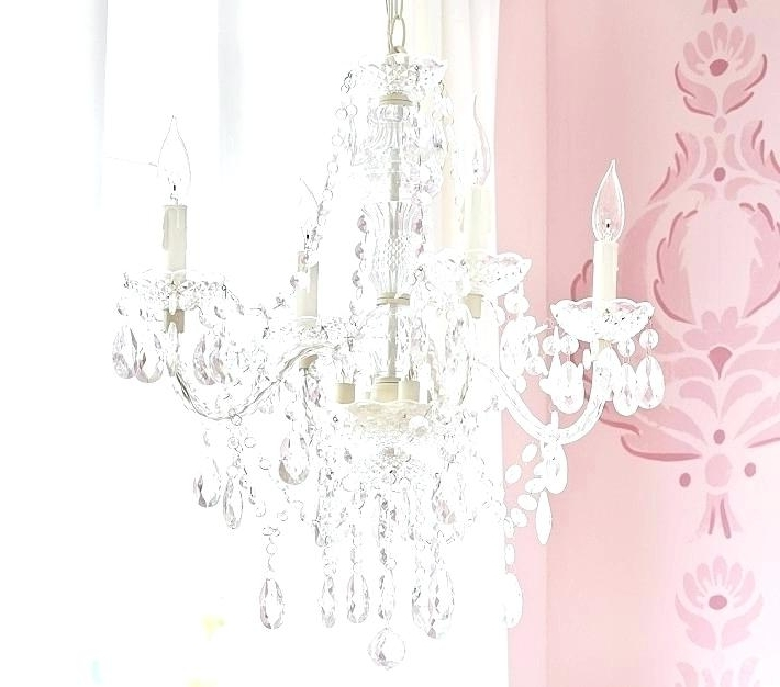 Crystal Chandeliers For Baby Girl Room In Newest Chandeliers For Nursery Chandeliers Crystal Chandelier For Baby Girl (View 3 of 10)