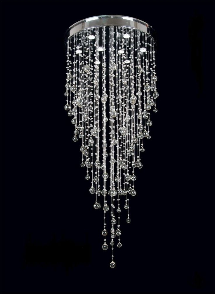 Crystal Chandeliers (View 2 of 10)