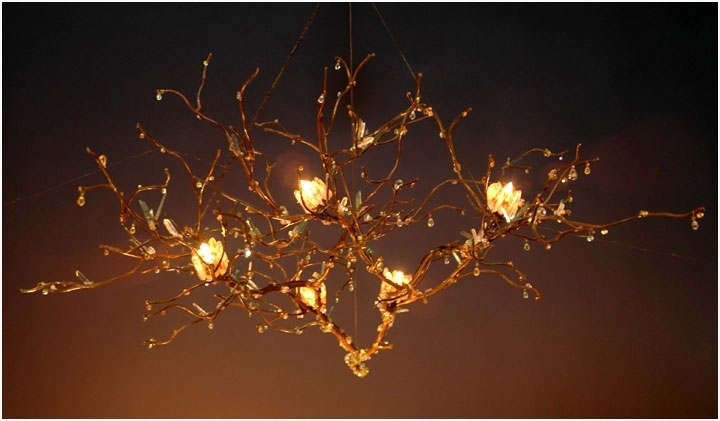 Current Branch Chandeliers In Floating Branch Chandelier (View 5 of 10)
