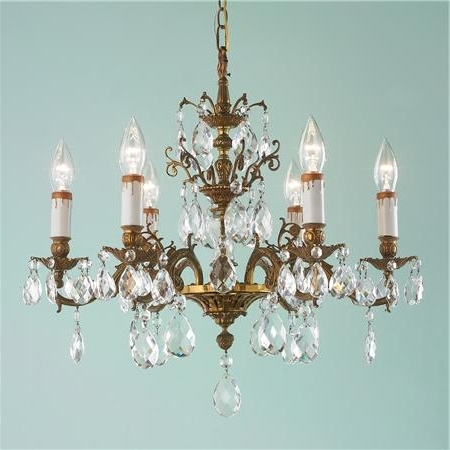 Current Home Design : Good Looking Old Brass Chandelier Home Design Old Inside Old Brass Chandeliers (View 8 of 10)