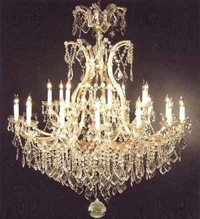 Current Ornate Chandeliers Pertaining To Ornate Chandeliers Lets Ornate Crystal Chandeliers – Pinkfolio (View 2 of 10)