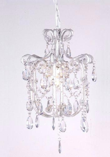 Featured Photo of Small Glass Chandeliers