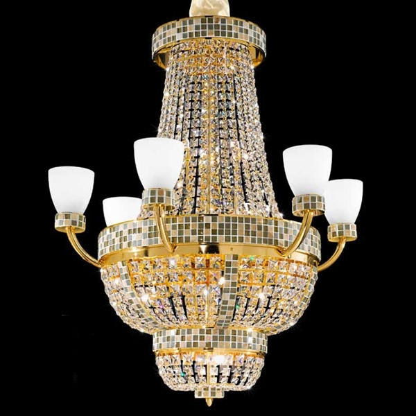 Current Zspmed Of Italian Chandelier New For Home Decoration Ideas With With Italian Chandelier Style (View 3 of 10)