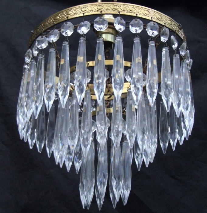 Edwardian Chandeliers In Most Popular Of Edwardian Icicle Drop Chandeliers (View 4 of 10)