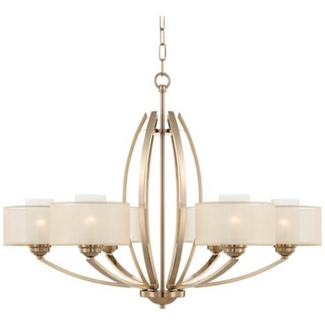 Euro Throughout Preferred French Gold Chandelier (View 6 of 10)