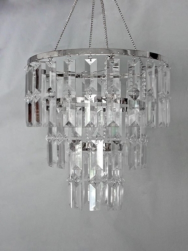 Featured Photo of Acrylic Chandeliers