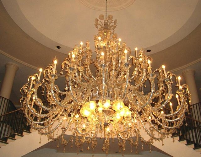 Expensive Chandeliers Throughout Current Expensive Crystal Chandelier Chandeliers The Most Regarding Designs (View 4 of 10)
