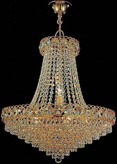 Expensive Chandeliers With Regard To Favorite Top 40 Best High End Luxury Chandeliers Brands, Suppliers (Gallery 3 of 10)