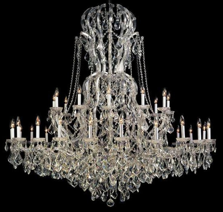 Expensive Chandeliers Within Recent Latest Chandeliers In The World Most Expensive Chandeliers In The (View 6 of 10)