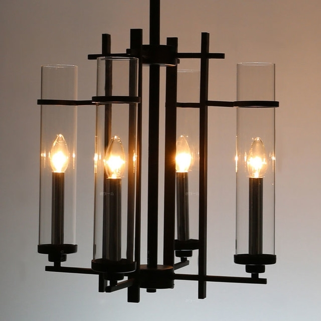 Famous Contemporary Black Chandelier Inside Chandelier (View 7 of 10)