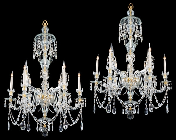 Famous Edwardian Chandeliers In Chandeliers Edwardian – The Uk's Premier Antiques Portal – Online (View 8 of 10)