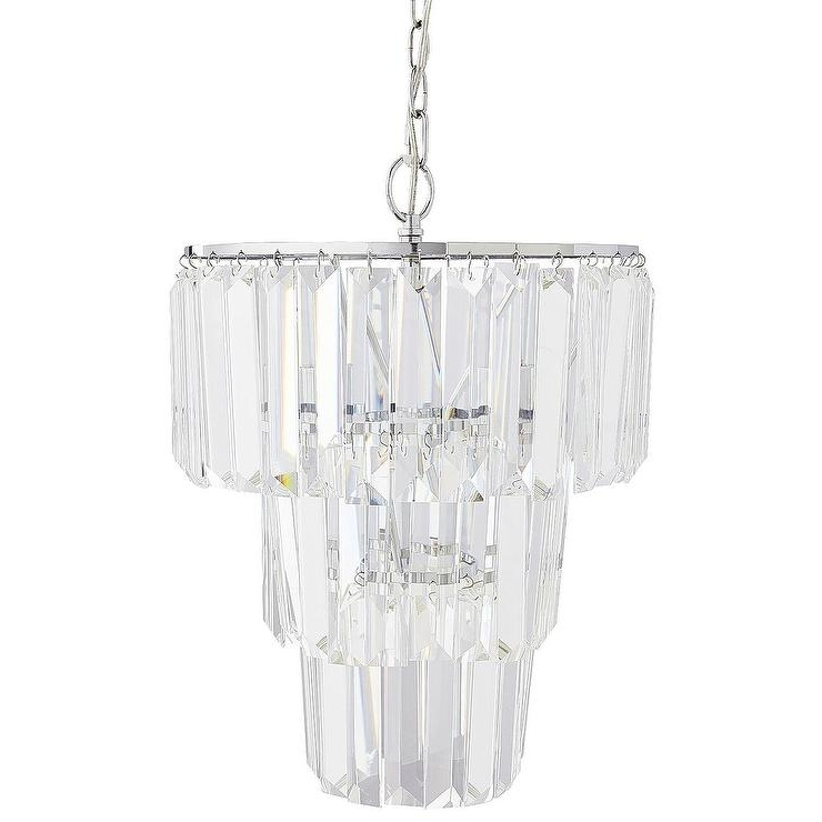 Famous Faux Crystal Chandelier – Chandelier Designs With Regard To Faux Crystal Chandeliers (View 4 of 10)