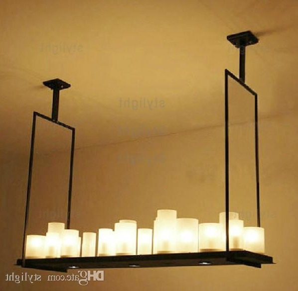 Famous Kevin Reilly Altar Modern Pendant Lamp Led Candle Chandelier Kevin Throughout Led Candle Chandeliers (View 3 of 10)