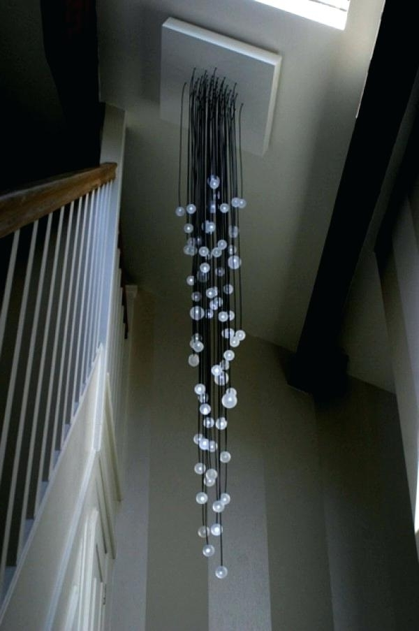 Famous Long Modern Chandelier Pertaining To Long Modern Chandelier Together With Amazing Long Modern Chandelier (View 3 of 10)