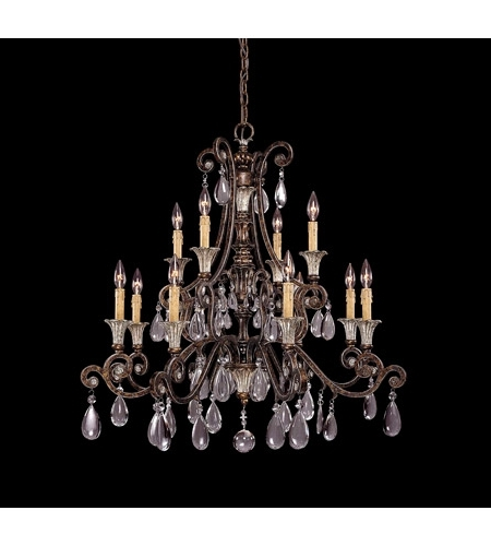 Famous Savoy House Chandeliers With Savoy House 1 3003 12 8 St Laurence 12 Light 34 Inch New Tortoise (View 5 of 10)