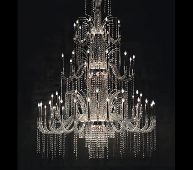 Fascinating Intended For Most Current Expensive Chandeliers (View 7 of 10)