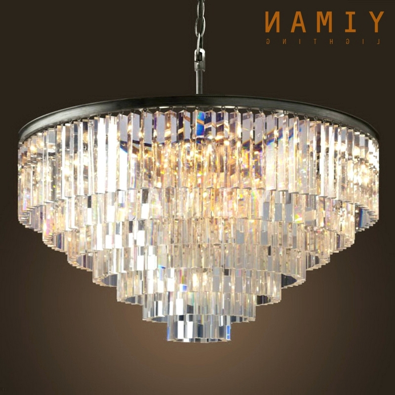 Fashionable Chandeliers: Wall Mounted Chandelier (View 6 of 10)