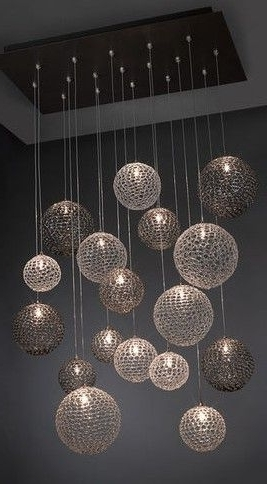 Fashionable Contemporary Chandeliers Best 25 Chandeliers Ideas On Pinterest With Regard To Contemporary Chandelier (View 5 of 10)