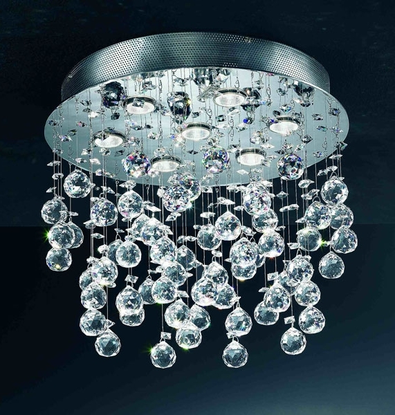 Fashionable Modern Small Chandeliers For Chandelier (View 7 of 10)