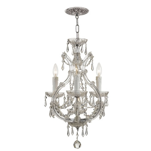 Fashionable Small Rustic Crystal Chandeliers With Stylish Small Crystal Chandelier Mini Chandeliers On Sale Intended (View 3 of 10)