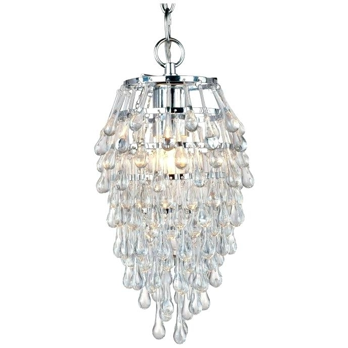 Faux Crystal Chandelier Centerpieces With Regard To Most Up To Date Faux Crystal Chandelier Ceilg Faux Crystal Chandelier Centerpieces (View 7 of 10)