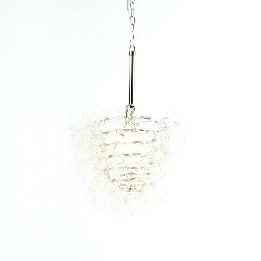 Favorite Glass Droplet Chandelier With Glass Droplet Chandelier Glass Drop Chandelier Crystal Glass Drop  (View 3 of 10)