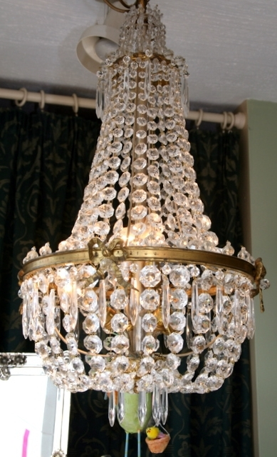 Favorite Pair Of Stunning Large Edwardian Chandeliers In Edwardian Chandeliers (View 9 of 10)