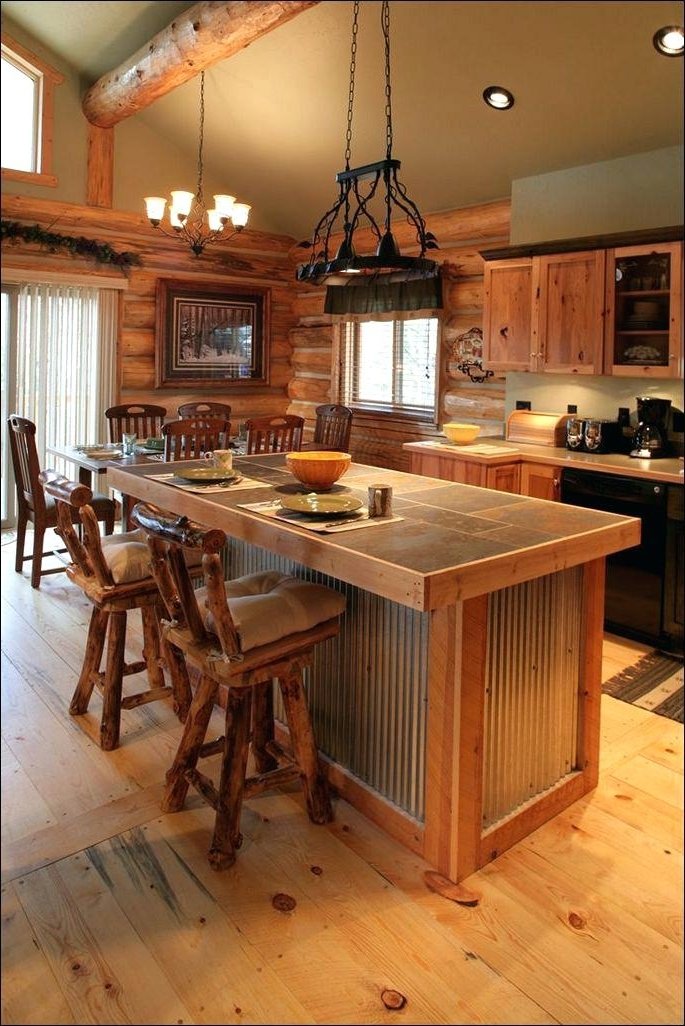 Favorite Small Rustic Kitchen Chandeliers In Rustic Kitchen Island Lighting Ideas Bed Over Table Chandeliers (View 2 of 10)