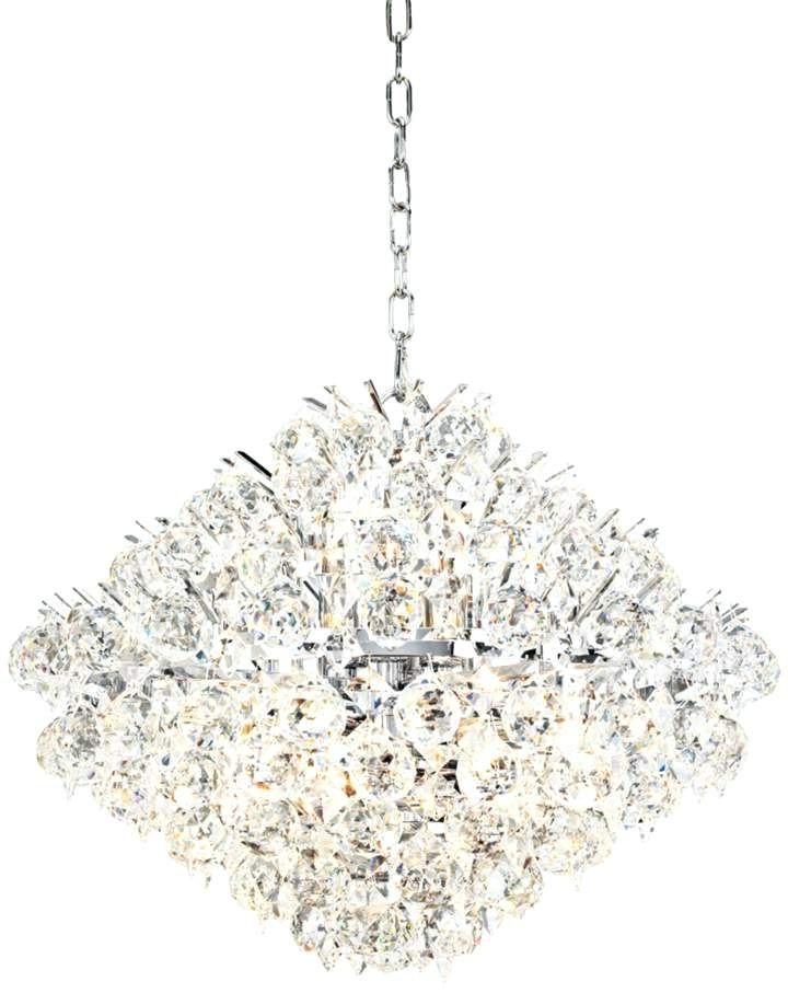 Favorite Vienna Crystal Chandeliers With Regard To Vienna Full Spectrum Crystal Chandelier Contemporary Chrome And (View 2 of 10)