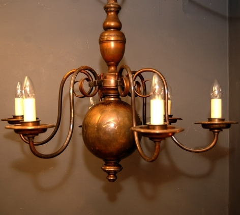Flemish Brass Chandeliers Intended For Most Popular Poppy Greens Home – Large Flemish Brass Chandelier (View 7 of 10)