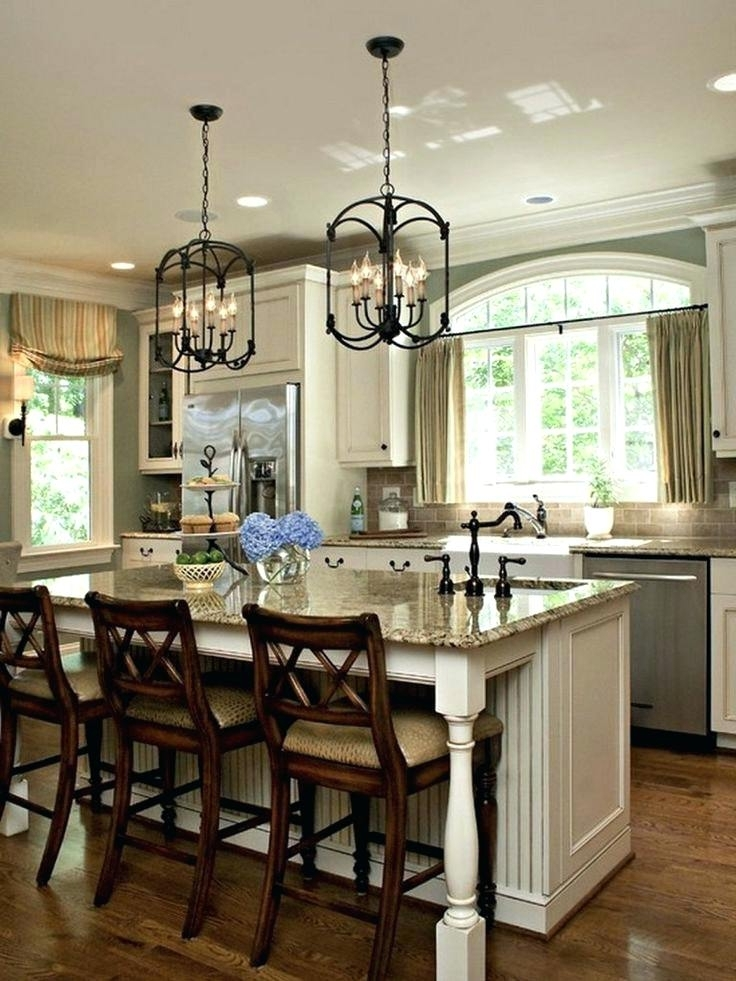 French Country Chandeliers For Kitchen For Well Liked French Country Lighting Housetohome Co New Throughout  (View 4 of 10)