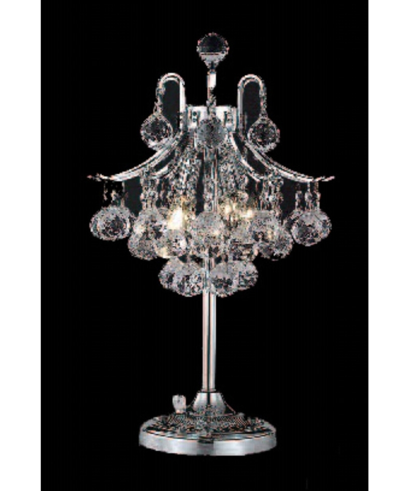 Fresh Furniture With Regard To Widely Used Small Chandelier Table Lamps (View 1 of 10)