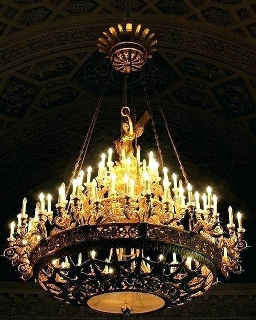 Giant Chandeliers Pertaining To Favorite Large Chandeliers Contemporary Also Ideas Extra Large Chandeliers Or (View 6 of 10)