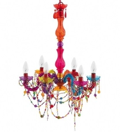 Gypsy Chandelier (View 3 of 10)