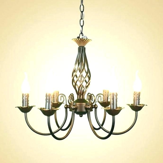 Hanging Candelabra Chandeliers With Famous Hanging Candle Chandeliers Outdoor Hanging Candelabra Medium Size Of (View 4 of 10)
