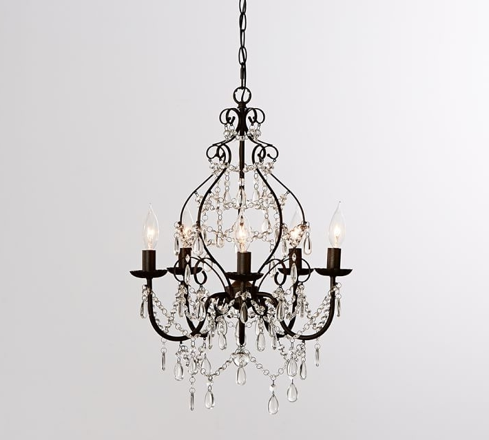 Home Design : Faux Crystal Chandeliers Inexpensive Faux Crystal For Widely Used Faux Crystal Chandeliers (View 7 of 10)