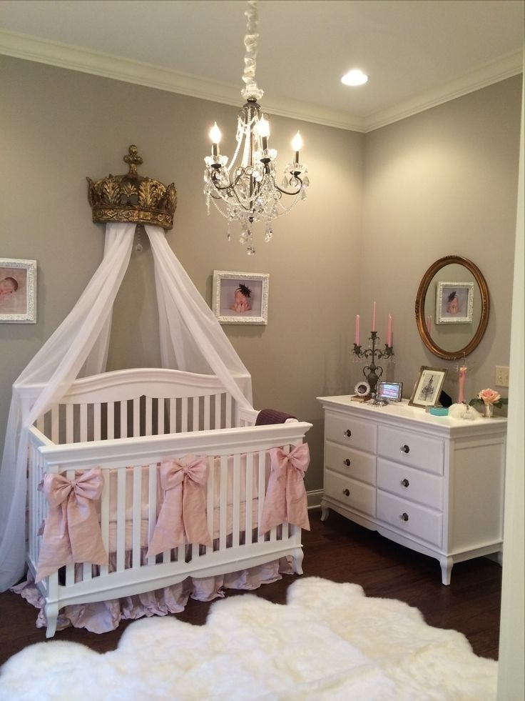 Home Design : Surprising Chandelier For Baby Room Sample Chandeliers With Popular Chandeliers For Baby Girl Room (Gallery 3 of 10)